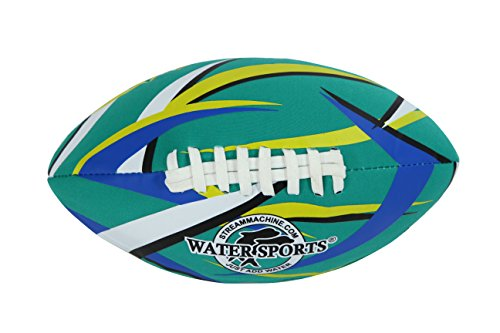 41uin MEaJL - Water Sports ITZABALL 9-Inch Pool Football (colors may vary)