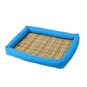 ... doméstico del gato perro de interior para dormir resistente estera de la cama del amortiguador del calor del verano: Amazon.es: Productos para mascotas