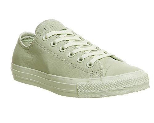 Converse Mandrin Taylor Tout Étoiles Ox Chaussures Taille Pistache