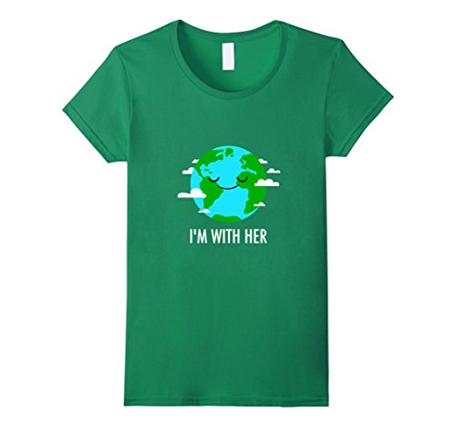 Women's March For Science TShirt Science March Earth Day Scientists XL Kelly Green