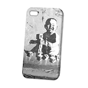 THYde Case Fun Apple iPhone 6 4.7 Case - Vogue Version - D Full Wrap - Graffiti Kill People Baby ending