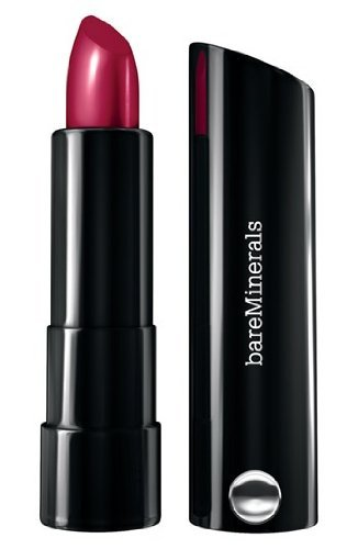 bareMinerals Marvelous Moxie Lipstick, Risk It All, 0.12 Fluid Ounce