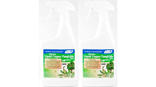 Monterey Liquid Copper Fungicide RTU 32oz, LG3154 (2)