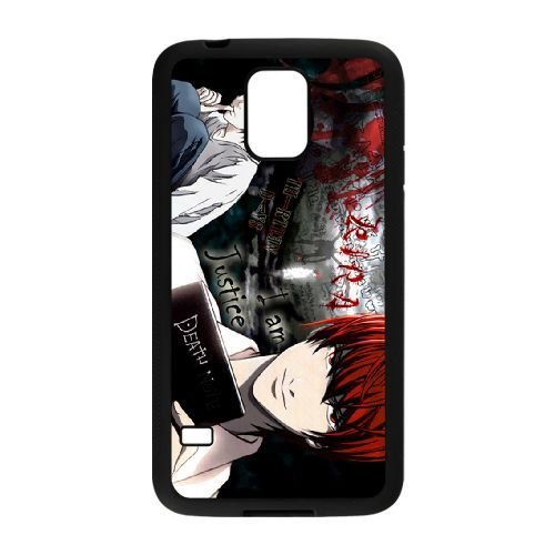 samsung galaxy s5 case , Death Note Cell phone case Black for samsung galaxy s5 - SDFG2229499