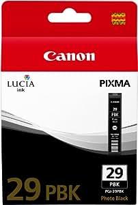 Canon PGI-29 Cartucho de tinta original Negro para Impresora de Inyeccion de tinta Pixma PRO1