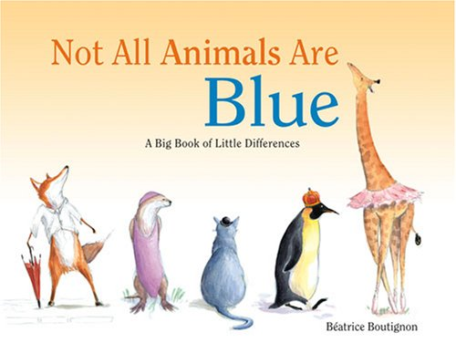 Not all Animals Are Blue ()