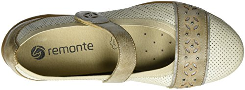 Remonte Vrouwen D4626 Enkelband Wit (wit / Grijs / Taupe / 80)