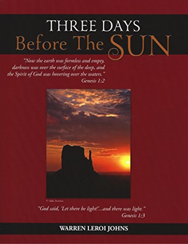 Three Days Before the Sun (Www Fossil De)