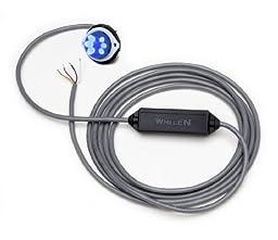 Whelen Vertex Super-LED Light - Blue VTX609B