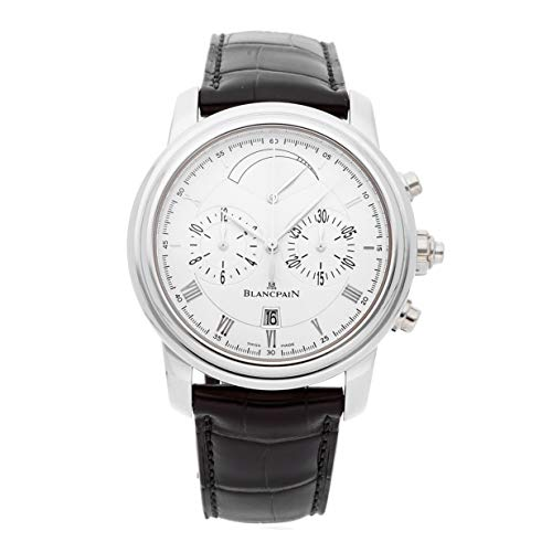 Blancpain Le Brassus Mechanical (Automatic) White Dial Mens Watch 4246P-3442A-55B (Certified Pre-Owned)