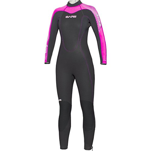 Bare 3mm Womens Velocity Full - Wetsuits Wetsuit Bare