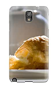 New Arrival Cover Case With Nice Design For Galaxy Note 3- Croissant