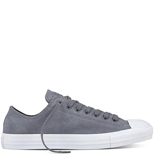 Mandrin Inverse Unisexe Adulte Taylor Chaussures De Fitness En Toile B?uf Ctas, Bleu Blanc (bleu Froid / Bambou S