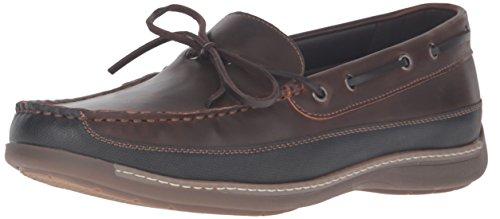 On Loafer Men's Heller Slip IZOD Dark Brown Bt8na