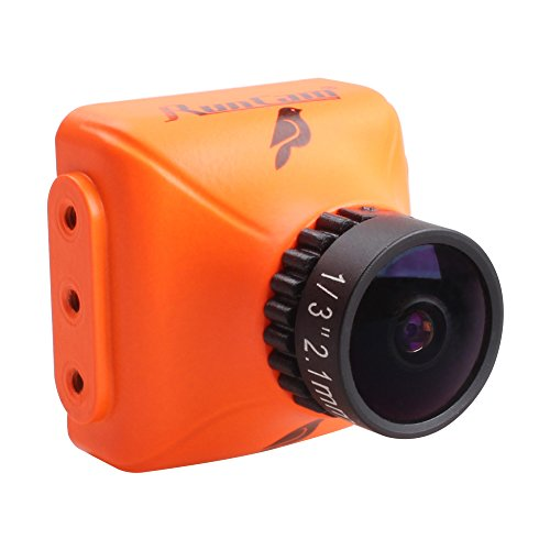 RunCam Sparrow 700TVL FPV Camera 16:9 CMOS Wide Voltage DC 5-36V Integrated OSD & Mic NTSC/PAL Switchable for Quad Racing Drone
