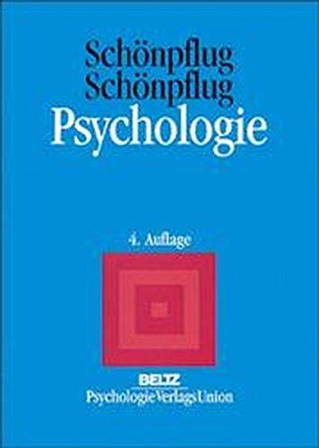 Psychologie / Ein Lehrbuch für das Grundstudium: Psychologie