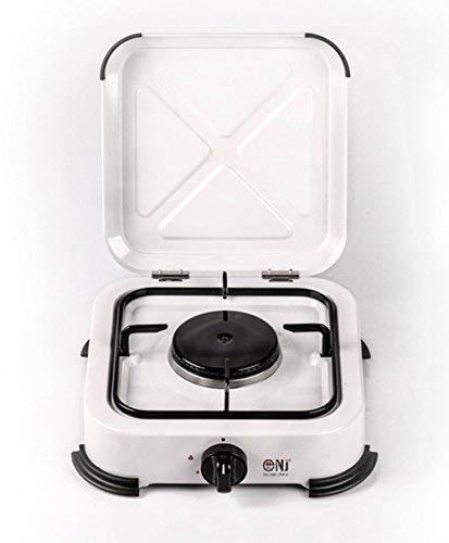 NJ-01 r/échaud /à gaz de camping /à br/ûleur unique portable LPG usage ext/érieur