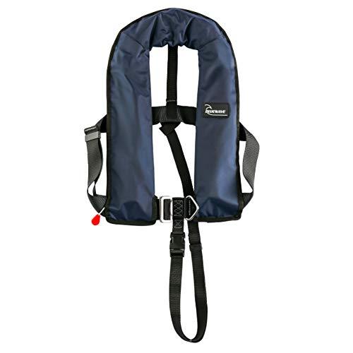 Bluewave Sport 165N Harness Navy Automatic Lifejacket