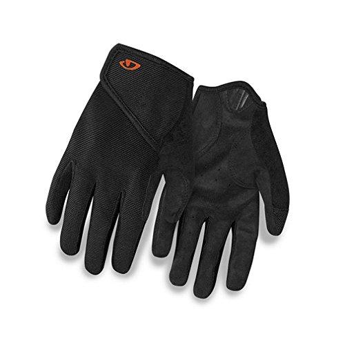 (Giro DND JR II Cycling Gloves - Kid's Black Large)