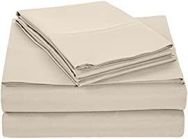Save 20% on AmazonBasics Microfiber Sheets