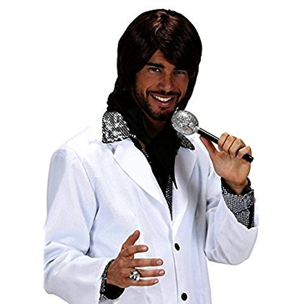 Mens Brown Abba Style Benny (Abba Dress Up Costumes)