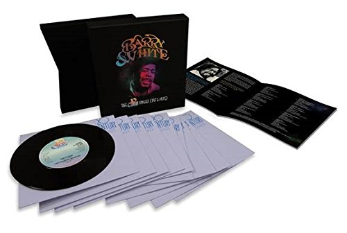 "Barry White - The 20th Century Records 7 Inch Singles (1973-1975) [10 - 7"" Box Set]"