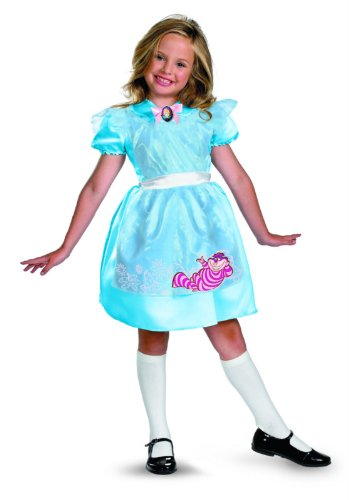 Alice Classic Child Costume, Child S(4-6) -