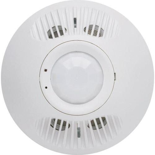 Hubbell-Wiring OMNIDT500 PIR Low Voltage Occupancy Sensor 500 Sq-ft 24 Volt DC Off White Omni