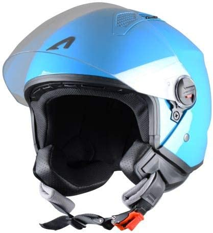 Casque jet Casque jet urbain Casque moto et scooter compact MINIJET monocolor Astone Helmets Coque en polycarbonate -Desert XS