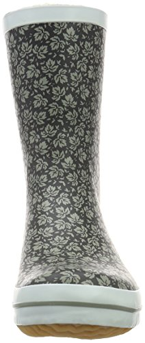 Kamik Shelly, Botines para Mujer Multicolor - Mehrfarbig (BWT-BLACK/WHITE)