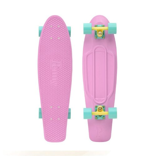 Penny Skateboards Nickel Cruiser Complete Pastel Lilac - 27