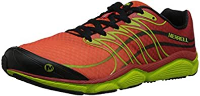 Merrell Hombres Todos a la Calle Flash Trail Zapatillas de Running, Molten Lava, 43
