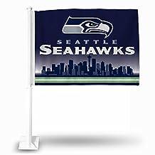 RicoIndustries FG2903 Seattle Seahawks Car Flag