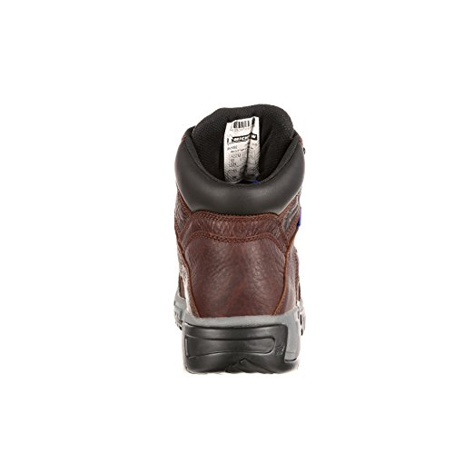 Michelin Mens 6 Puntale In Acciaio, Lavoro Impermeabile Boot-xhy662