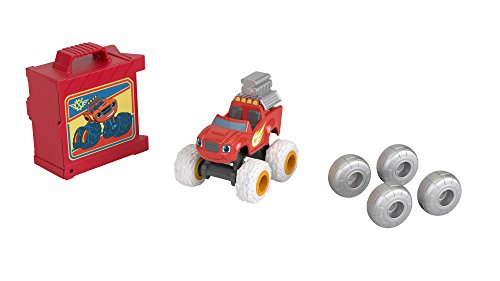 The Monster Machines Tune-up Tires, Blaze ()