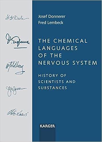 Descargas gratuitas de libros electrónicos en formato txtThe Chemical Languages of the Nervous System: History of Scientists and Substances 3805580045 en español PDF ePub