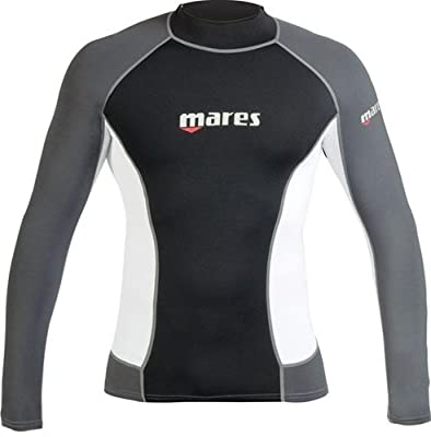 Mares Long Sleeve Trilastic Rash Guard