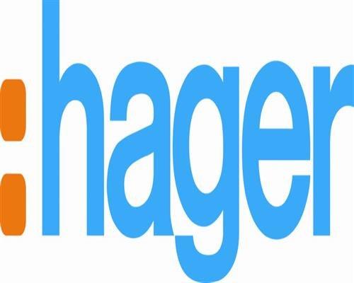 Hager FL263B Caja eléctrica IP66 - Caja para Cuadro eléctrico (400 mm, 200 mm, 500 mm)