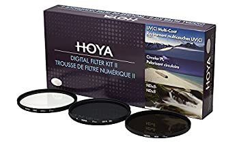 Hoya 77mm Digital Filter Kit 0