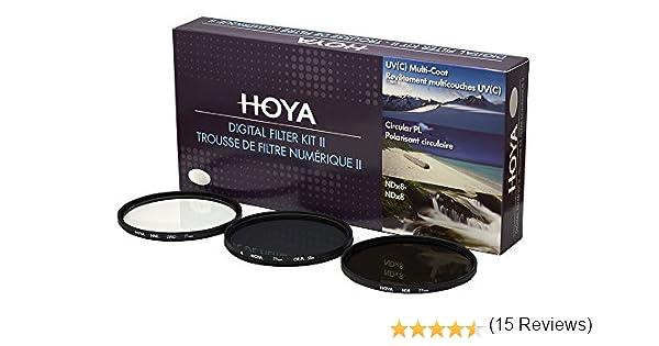 Hoya YKITDG0405 - Kit de filtros, 40.5 mm: Amazon.es: Electrónica
