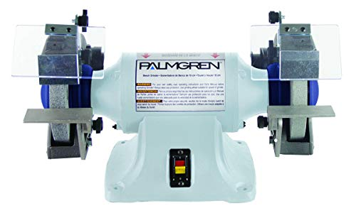 Swell Palmgren 6 1 3Hp 115 230V Grinder No Dust Collection Evergreenethics Interior Chair Design Evergreenethicsorg
