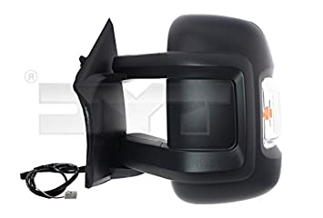Retrovisor para Fiat Ducato a partir de 2006 ajuste eléctrico, brazo medio 160 mm + sonda Adapt: Amazon.es: Coche y moto