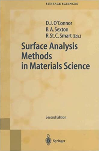 Book Surface Analysis Methods in Materials Science (Springer Series in Surface Sciences)