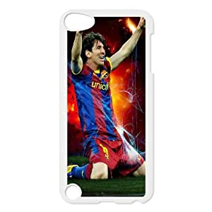 Lionel Messi For Ipod Touch 5 Cases Cover Cell Phone Cases STL549536