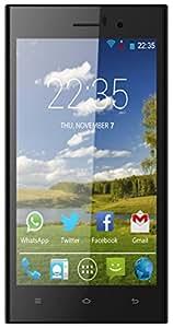 "Sunstech uSUN300 - Smartphone libre de 5"" (3G Quad Core 1.3 GHz, 16 GB, 1 GB de RAM, Bluetooth, cámara 8 MP y VGA) negro"