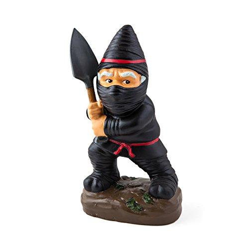 BigMouth Inc Ninja Garden Statues