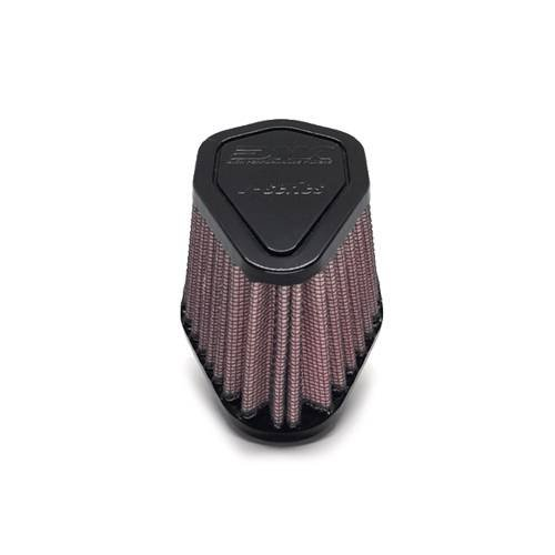 DNA Filters DNA Hexagonal 51mm Inlet 86mm Length Rubber Top Filter PN V-5100