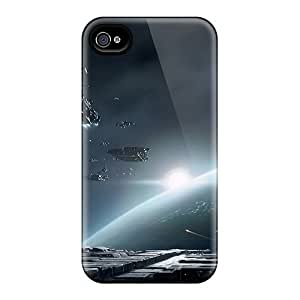 Case Cover For Apple Iphone 6 4.7 Inch Well-designed Hard Iphone 5/5S pace Protector