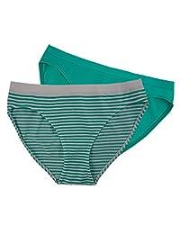 FEM Girl Seamless Underwear Bikini Panties Girls - 2 Pack 4 Pack