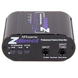 ART ZDirect Professional Passive Direct Box